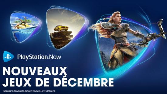 Playstation : les jeux Playstation Now de décembre 2020