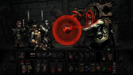 Calendrier de l'Avent Epic Games (Jour 9) : Darkest Dungeon offert