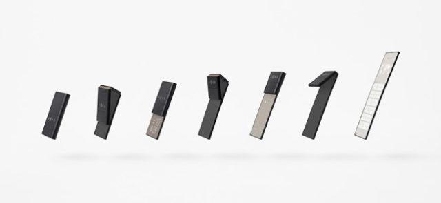 Slide phone : le smartphone du futur selon Oppo