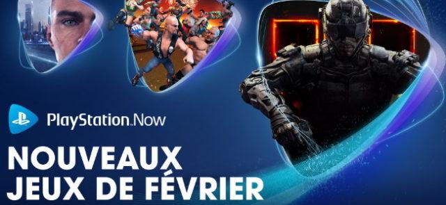 Playstation : les jeux Playstation Now de Février 2021