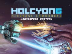 Epic Games : Halcyon 6 - Starbase Commander offert jusqu'au 18 février