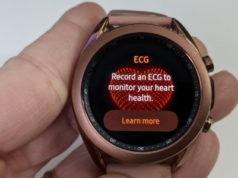 La fonction ECG arrive sur les Galaxy Watch 3 et Watch Active 2