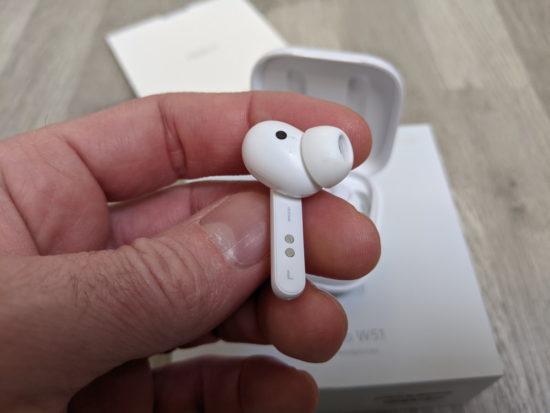 Oppo Enco W51 : des écouteurs avec réduction de bruit active à moins de 100€ [Test]