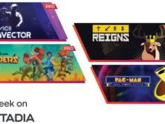 Les jeux Stadia Pro du mois de mars 2021