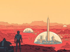 Surviving Mars offert sur Epic Games Store