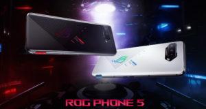 Asus Republic of Gamers a dévoilé son ROG Phone 5