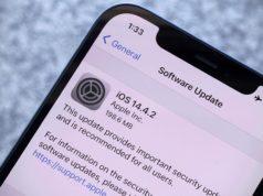 Les iOS et iPadOS 14.4.2 sont disponible au téléchargement [liens directs]
