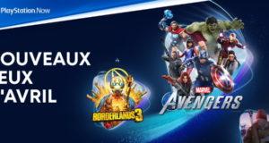 Playstation : les jeux Playstation Now d'Avril 2021