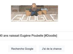 Il y a 190 ans naissait Eugène Poubelle [#Doodle]