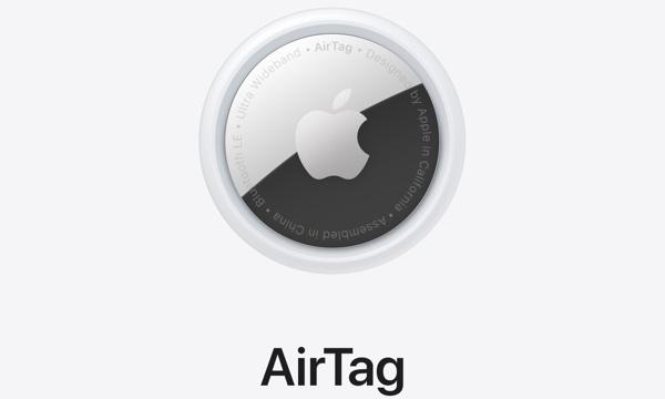 Apple annonce les très attendus AirTags