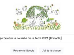 Google célèbre la Journée de la Terre 2021 [#Doodle]