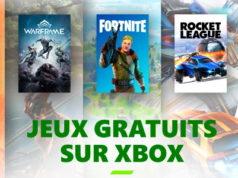 Xbox : plus de 60 titres free-to-play jouables en ligne sans abonnement Xbox Live Gold