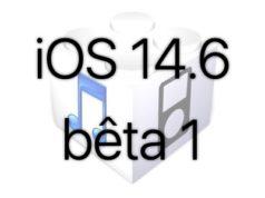 L'iOS 14.6 beta 1 est disponible pour les développeurs