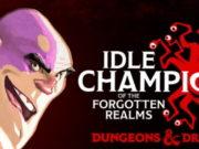 Idle Champions offert sur Epic Games jusqu'au 6 mai