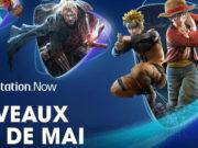 Playstation : les jeux Playstation Now de Mai 2021