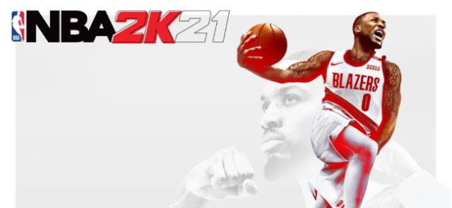 NBA 2K21 gratuit sur Epic Games jusqu'au 27/05