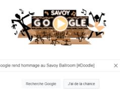 Google rend hommage au Savoy Ballroom ! [#Doodle]