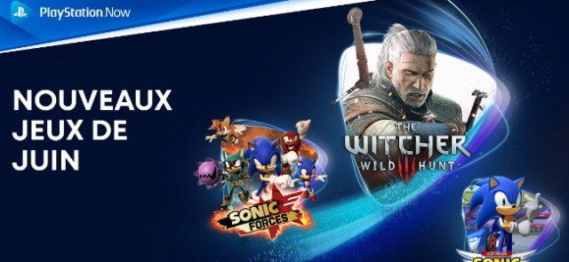 Playstation : les jeux Playstation Now de Juin 2021