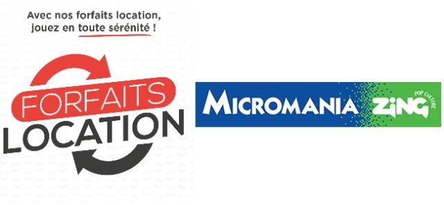 Forfaits location Micromania : petites mensualités, grosse facture et la console ne vous appartient pas
