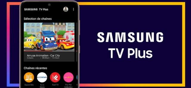 Samsung TV Plus : 57 chaînes gratuites disponibles pour certains utilisateurs