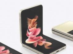 Samsung a présenté son Galaxy Z FIip 3