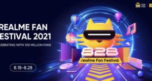 Realme Fan Festival 2021 : encore 3 jours de promotions