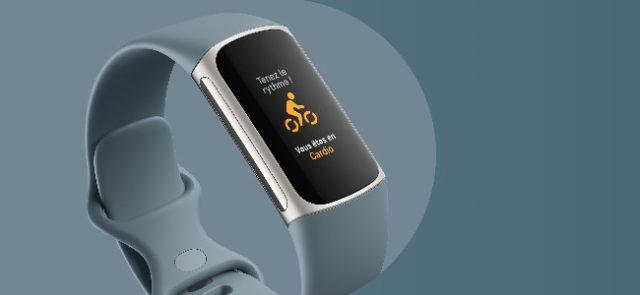 Le bracelet connecté Fitbit Charge 5 est dispo en précommande