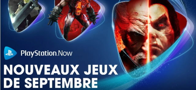 PlayStation : les jeux Playstation Now de septembre 2021