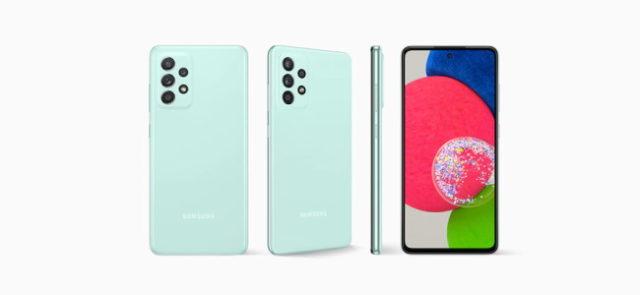 Présentation du Samsung Galaxy A52s 5G