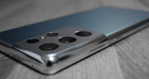 Test du Samsung Galaxy S21 Ultra 5G