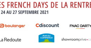 French Days 2021 : lancement des festivités le 24 septembre prochain