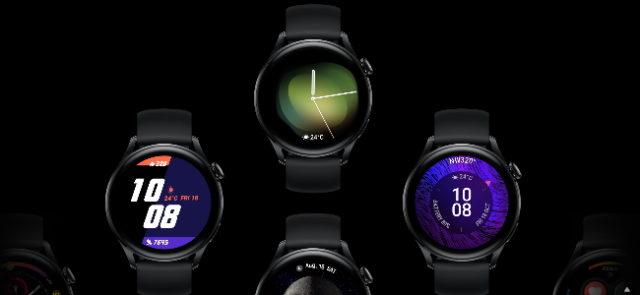 Huawei Watch 3 : la première montre connectée sous Harmony OS