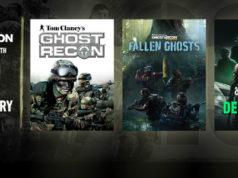 Ghost Recon : des DLC offerts pour le 20ème anniversaire de la franchise