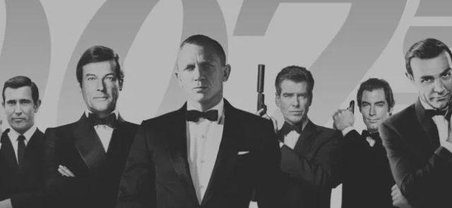 Salto : profitez du mois gratuit pour revoir les 24 films James Bond